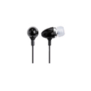 Cuffie In Ear Nere Microfono