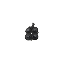 Button black for Sony Psp 2000 series