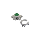 Trackball Joystick verde y anillo para BlackBerry 8100 8110 8300 8310 8800
