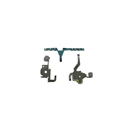 Flex cable membrana teclado  + home + select + volume + start para Psp 3000 serie
