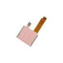 Flex ribbon cable with bottom keypad for Nokia E65