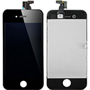 Complete Touch screen digitizer assembly black with display HD for Apple iPhone 4 grade A