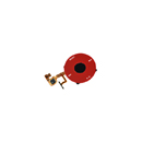 Flex cable Clickwheel Rueda de Teclado roja para Apple iPod Video 5G
