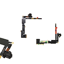 Flex cable audio jack Auricular para Apple iPad 2 Wi-Fi