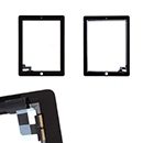 Touchpanel Tocuhscreen Displayglas schwarz f�r Apple iPad 2 Wi-Fi 3G