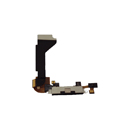 Flex cable dock conector de carga para Apple iPhone 4 negro CDMA