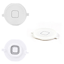 Bouton Home pour Apple iPhone 4S 4GS Blanc