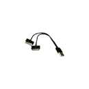 Cable de Datos USB por iPad iPhone iPod Samsung Galaxy Tab P1000 (YXT-016)