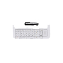Keyboard Keypad Nokia C6 White