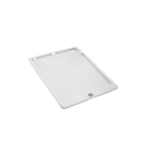 Funda Carcasa de Silicona Apple iPad 3 Blanca