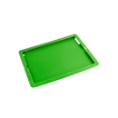 Funda Carcasa de Silicona Apple iPad 3 Verde