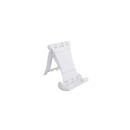 Soporte de Sobremesa Universal Blanco por Smartphone Ebook Reader Tablet iPhone iPad iPod