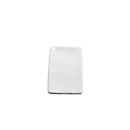 Funda Carcasa en Silicona Apple iPad Mini Blanco