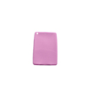 Funda Carcasa en Silicona Apple iPad Mini Rosa