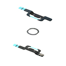 Kit 4 in 1 Membrane Ring Bracket and Home Button Apple iPad Mini 2