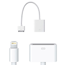 Adaptador Cable de Carga y Datos 30 Pin to 8 Apple iPhone 5 5C 5S iPad 4 Air Mini 2 iPod Nano 7G Touch 5G 6 Plus 3