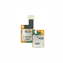 Flex Ribbon Cable with Sim Card and Micro SD Reader HTC Desire 601