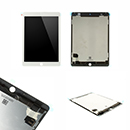 Kit Ecran Lcd Verre Tactile et Home Bouton Blanc Apple iPad Air 2