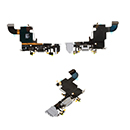 Flex Ribbon Cable Charge Connector with Light Gray Headphone Jack Microphone Antenna Apple iPhone 6S