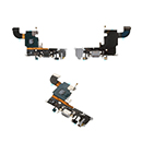 Flex Cable Conector de Carga con Jack Audio Gris Oscuro Microfono Antena Apple iPhone 6S