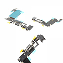 Flex Ribbon Cable Charge Connector with Dark Gray Headphone Jack Microphone Antenna Apple iPhone 6S Plus