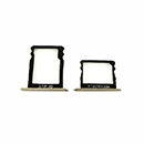 Micro SD Tray Halter Gold Huawei Ascend P8