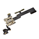 Micro SD Reader with Flex Cable Volume Button HTC One M8