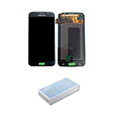 Kit Touch Screen Vetro LCD Display Colore Blu Nero GH97-17260A