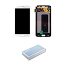 Kit Touch Screen Vetro LCD Display Colore Bianco GH97-17260B