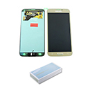 Gold Touch Screen und Digitizer Glas mit Lcd Handydisplay GH97-17787B Samsung Galaxy G903F S5 Neo