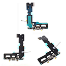 Black Flex Ribbon Cable Charge Connector with Microphone Antenna Apple iPhone 7 Plus