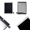 Kit Pantalla Lcd Táctil Digitalizador y Cristal Blanco Apple iPad Pro 9.7 Pollici